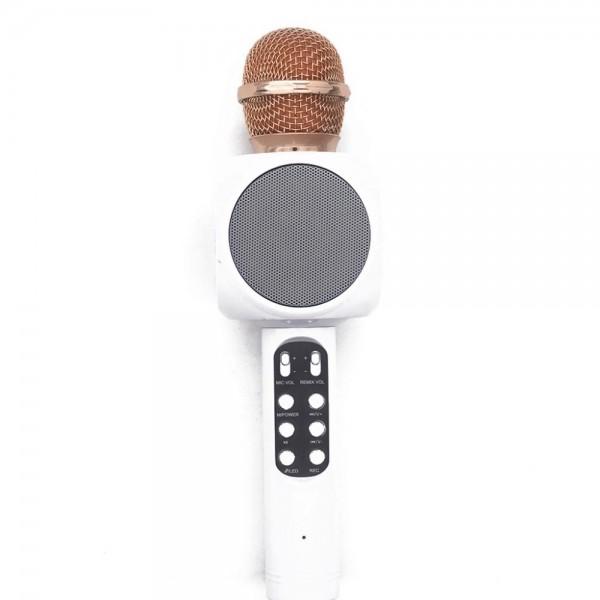 Музикален Микрофон бял