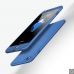 360 Case + протектор Samsung Galaxy А6 Plus син