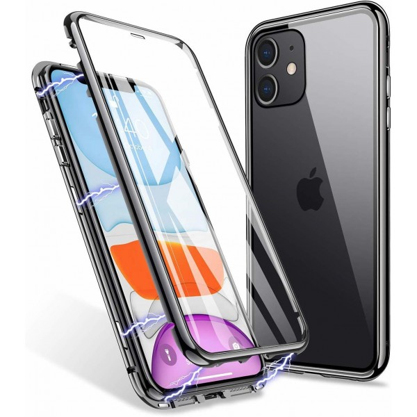 360 Magnetic Case  Iphone 11 pro