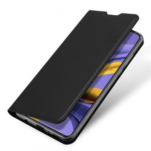 Бизнес кожен калъф Samsung A12