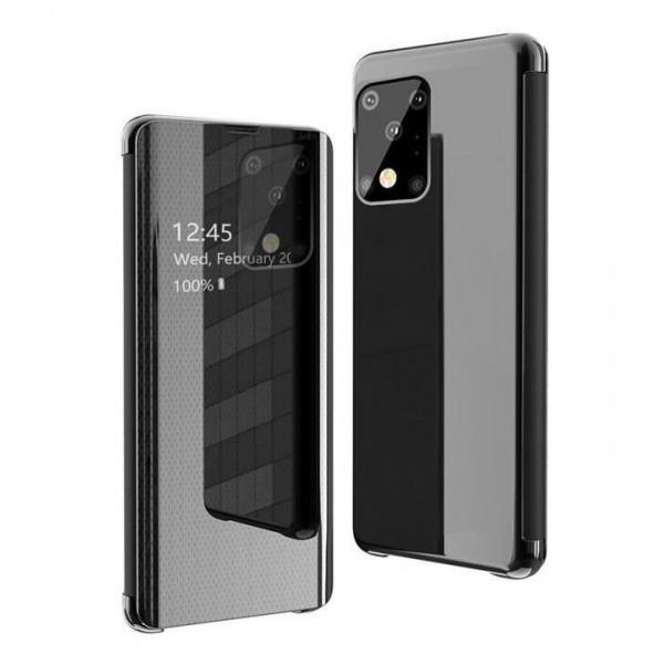 Samsung S21 Plus Флип калъф Clear view