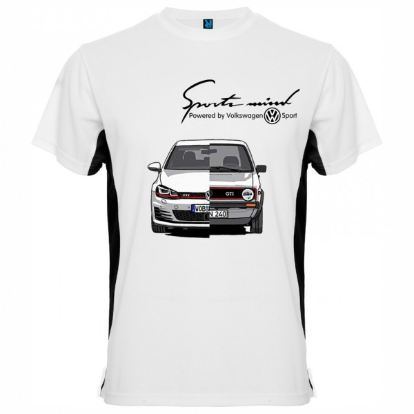 Тениска VW GOLF