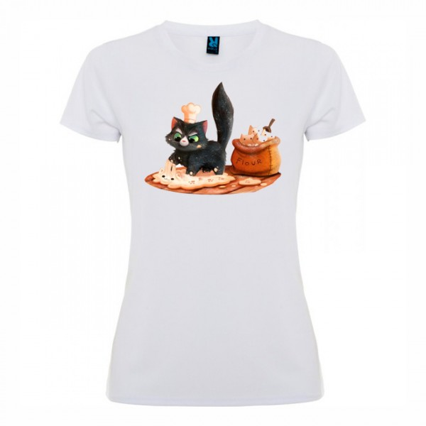 Тениска Коте Flour