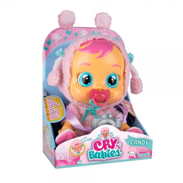 Плачеща кукла CRYBABIES CANDY