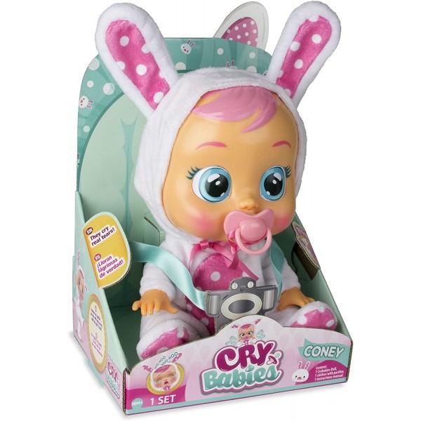 Плачеща кукла CRYBABIES Coney