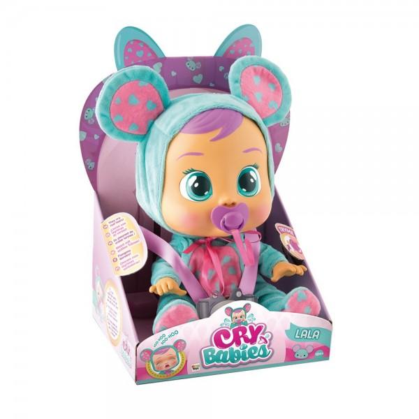Плачеща кукла CRYBABIES LALA