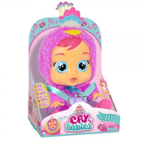 Плачеща кукла CRYBABIES LIZZY