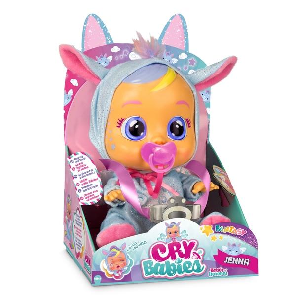 Плачеща кукла Crybabies JENNA