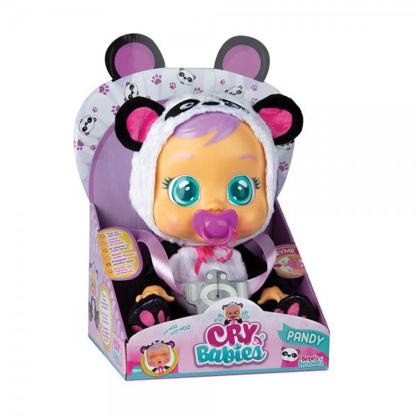 Плачеща кукла CRYBABIES PANDY