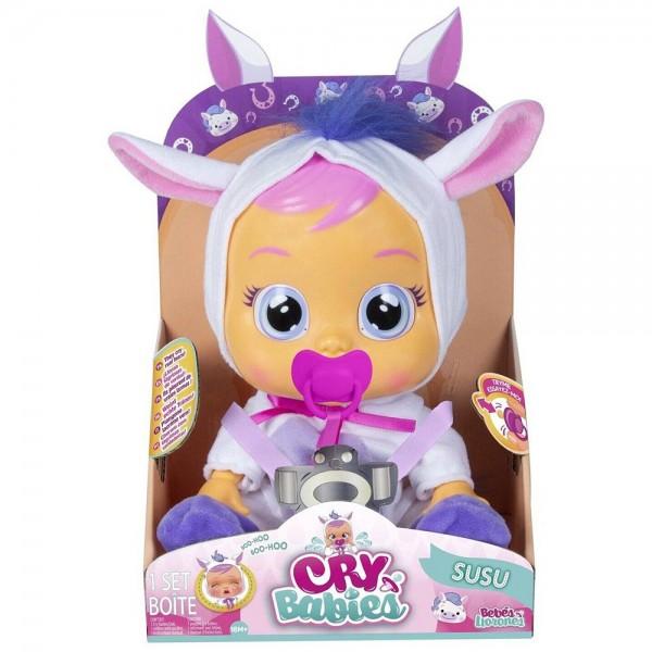 Плачеща кукла CRYBABIES SUSU