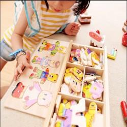 Дървени играчки (3)