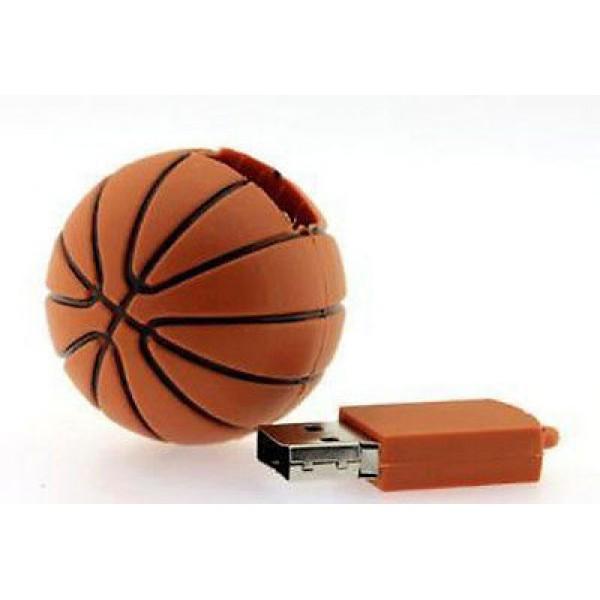Флашка Баскетболна Топка